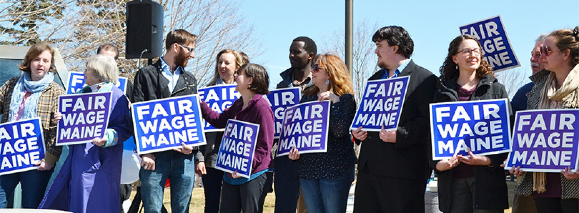 Fair Wage Maine